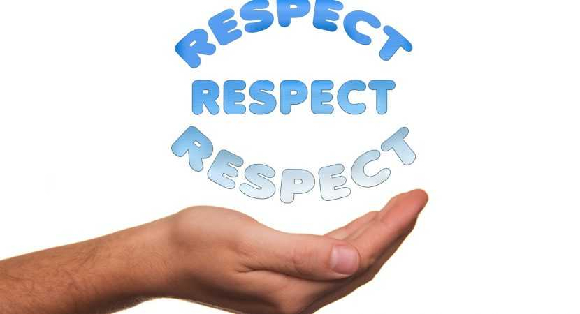 teaching kids respect